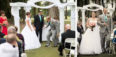 © Favorite Photography | Outdoor Wedding Ceremony | The Golf Club at Fleming Island