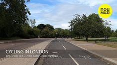 Cycling in London - EP.6 - Chelsea - Hyde Park - Green Park - YouTube Cycling In London, Green Park, Hyde Park, Chelsea, Country Roads, Youtube, Chelsea F.c., Youtubers, Youtube Movies