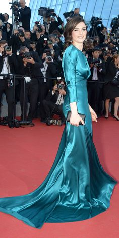 The Best of the 2015 Cannes Film Festival Red Carpet - Rachel Weisz from #InStyle