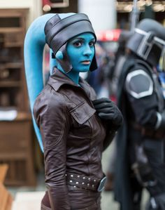 Twi'lek Seattle ComiCon 2013 (Saturday)