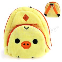 Aliexpress.com : Buy Plush Animal Toy Bag Stuffed Pig Kid Children Doll Cute from Reliable Toys & Hobbies suppliers on New Fashion Toy Co., Ltd.