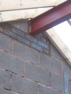 Loft Conversion Structure, Loft Conversion Roof, Attic Loft, Loft Room, Attic Rooms, Roof Design, House Design, Roof Trusses, Dormer Windows