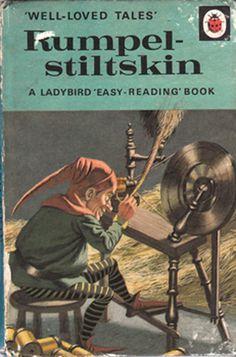 RUMPELSTILTSKIN Vintage Ladybird Book Well Loved Tales Series 606D Matte…