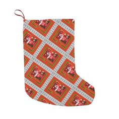 Just  Cool Festive Christmas Stocking - christmas stockings merry xmas cyo family gifts presents