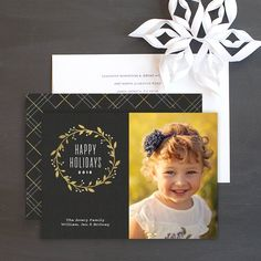 Browse hundreds of gorgeous, customizable wedding invitations, save-the-dates and more from our affordable wedding stationery collection. Wedding Stationery, Wedding Invitations, Christmas Photo Cards, Holiday Wreaths, Cool Patterns, Bold Colors, Save The Date, Happy Holidays, Fun
