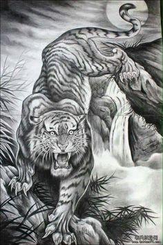 Details, it starts with details. Tattoo Sketches, Tattoo Drawings, Body Art Tattoos, Sleeve Tattoos, Tattoo Ink, Hand Tattoos, Small Tattoos, Tigre Tattoo, Lion Tattoo