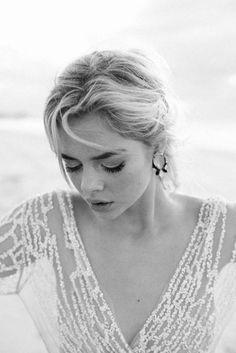 Beach Weddings / Samara Weaving for The LANE (instagram: the_lane)