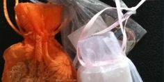 How to Make Little Organza Drawstring Gift Bags - http://www.bubblews.com/news/4761232