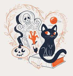Is it Halloween Yet? on Behance