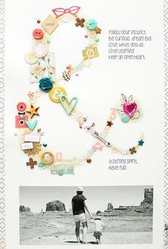 Designer Spotlight with Paige Evans: Steffi Ried - Stamp & Scrapbook EXPO