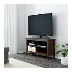 BRUSALI Mueble TV - marrón - IKEA