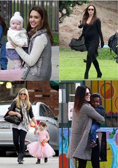 Top 10 Favourite Celebrity Moms