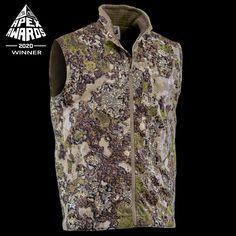 Men's Inceptor Insulated Vest - 2XLarge / Cross Cover® Brown