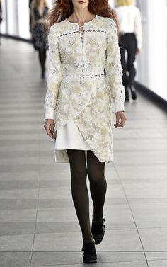 Preen by Thornton Bregazzi Celestine Dress White Flower