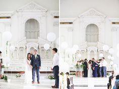 Vibiana Wedding - prayer