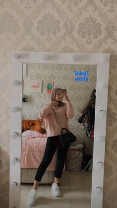 Casual Hijab Outfit, Ootd Hijab, Hijab Chic, Girl Hijab, Hijab Fashion Summer, Muslim Fashion, Hijab Fashion Inspiration, Outfits, Hijabs