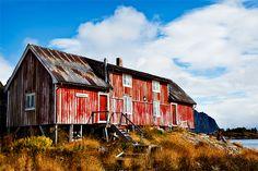 Norway – Henningsvaer Rorbu (old fisherman house)