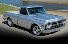 1970 GMC Truck - The Silver Medal - Hot Rod Network
