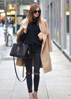 The Most Popular Coat Styles On Pinterest - Pic: Pinterest