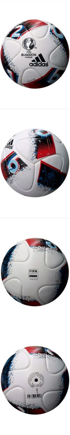 Balls 20863: Adidas Fracas Uefa Euro Cup 2016 Official Final Match Soccer Ball - France 2016 -> BUY IT NOW ONLY: $44.99 on eBay!