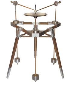 3 pendulum harmonograph.  #harmonograph