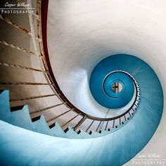 Spiral Staircase 15 by Casper Wilkens on 500px