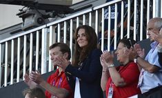 Kate shares the highs and lows of Team GB's hockey players