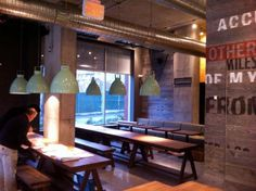 The Union Bar is the newest Cascade Company restaurant and offers a menu of South East Asian inspired food and drinks. Open from 5pm daily.