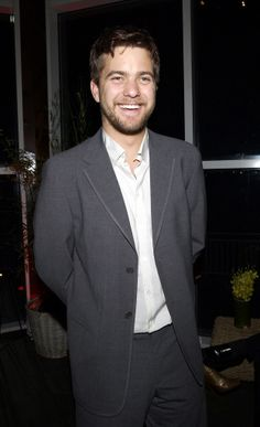 Joshua Jackson only gets hotter every year.