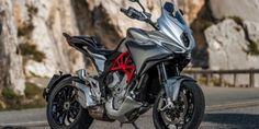 MV Agusta Turismo Veloce 800: The Biggest Adventure of Varese | Bikes Media