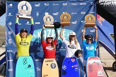 Mundial de Bodyboard 2016: Joana Schenker faz história com 4º lugar no ranking