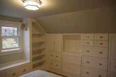 Won't work for me...but pretty sweet! I do like the drawer pulls!