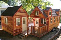 molecule-tiny-house-with-companion-studio | Companion Studio Tiny House