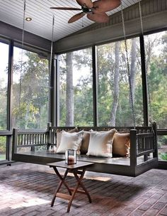 42 best front porches images in 2020 bed swing porch on porch swing ideas inspiration id=81293