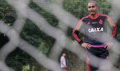 Atletas realizam trabalhos técnico, recreativo e tático na manhã de terça-feira ,para duelo contra Cruzeiro