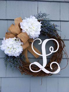 A personal favorite from my Etsy shop https://www.etsy.com/listing/505122152/rustic-wreath-farmhouse-wreath-rustic