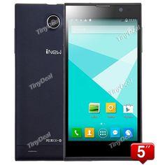 "INEW V3 PLUS 5\"" IPS OGS HD Android 4.4 MTK6592M Octa-core 3G Phone 16MP CAM 2GB RAM 16GB ROM OTG Voice Unlock P05-IWV3J"