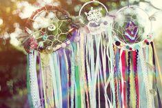 beads, chains, cute, dream, dreamcatcher