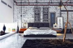 Masculine Bedroom Decor - top Rated Interior Paint Check more at http://mindlessapparel.com/masculine-bedroom-decor/