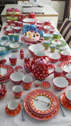 Oilily servies compleet