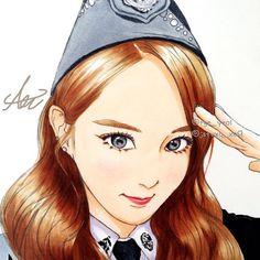 Yuri♡ ㅤㅤㅤㅤㅤㅤㅤㅤㅤㅤㅤㅤㅤ Please do not use!!!Reprint is prohibited!!! ㅤㅤㅤㅤㅤㅤㅤㅤㅤㅤㅤㅤㅤ #girlsgeneration#gg#snsd#yuri#yulyulk#genie#소녀시대#유리#少女時代#ユリ#fanart