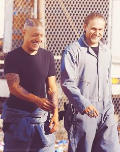 Juice // Jax // Sons Of Anarchy // Theo Rossi // Charlie Hunnam