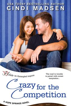 Crazy for the Competition (Hope Spring 2) by Cindi Madsen: http://www.thereadingcafe.com/crazy-for-the-competition-hope-springs-2-by-cindi-madsen-a-review/