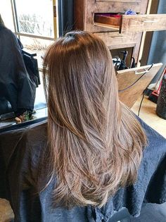 Texture Layered Cut. Beauty By Allison. Fort Collins Hair. Salon Salon