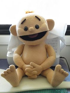jarrod boutcher puppets: BABY PROJECT 6