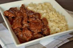 Sheep Cheese, Hungarian Recipes, Hungarian Food, Gnocchi, Main Dishes, Bacon, Cooking Recipes, Favorite Recipes, Beef