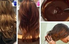 How to Dye Your Hair Naturally (with coffee) – Hair Care Tips Natural Hair Color Dye, Color Your Hair, Cool Hair Color, Natural Hair Care, Natural Hair Styles, Natural Cures, Cabello Color Chocolate, Chocolate Brown Hair Color, Brown Hair Colors