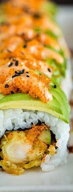 Es el sushi. Muy delicioso y mi favorito! RS