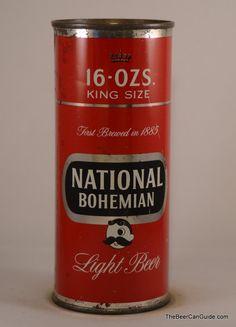 National Bohemian, King Size