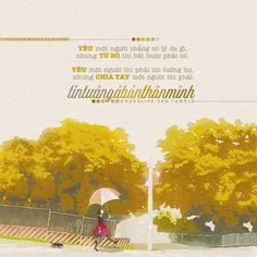 """kitesquotes: """" """"Yêu một người chẳng có lý do gì, nhưng từ bỏ thì bắt buộc phải…"""